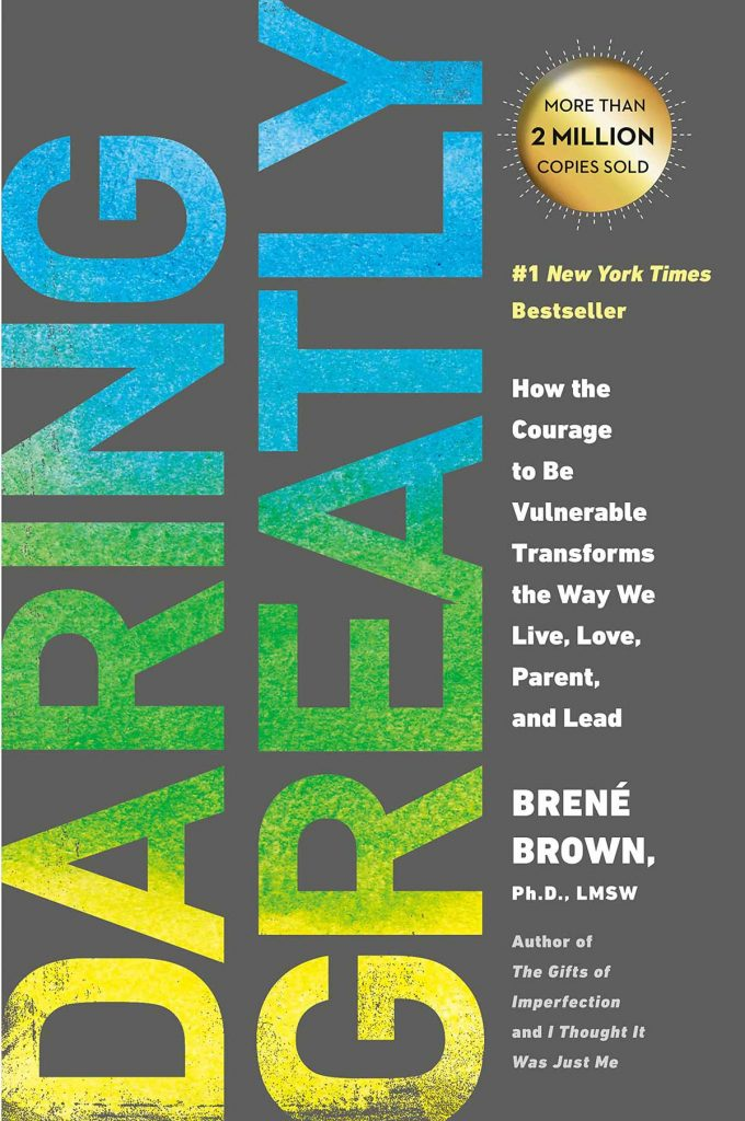 growth and healing Daring Greatly Essy Knopf