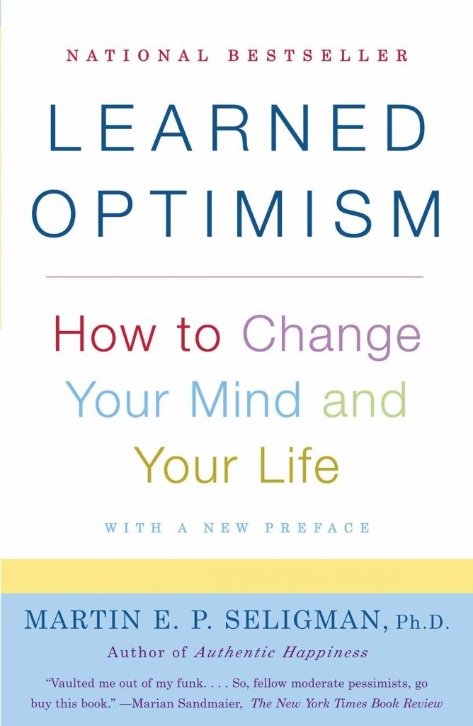growth and healing Learned optimism Essy Knopf