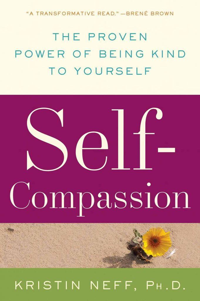 growth and healing Self-Compassion Essy Knopf