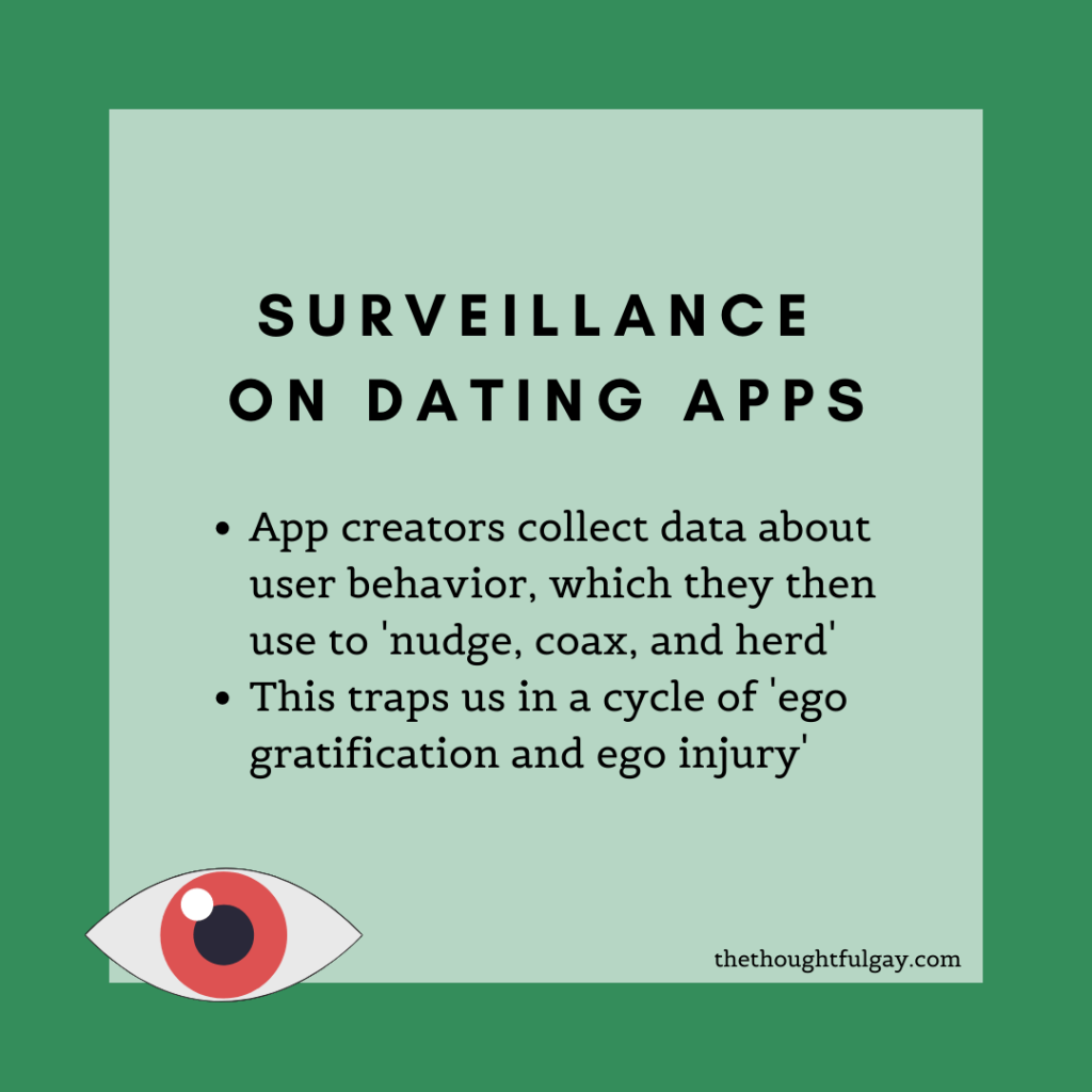 surveillance capitalism the thoughtful gay